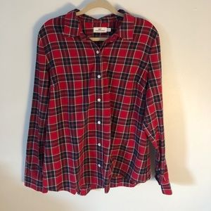 Vineyard Vines Plaid Shirt